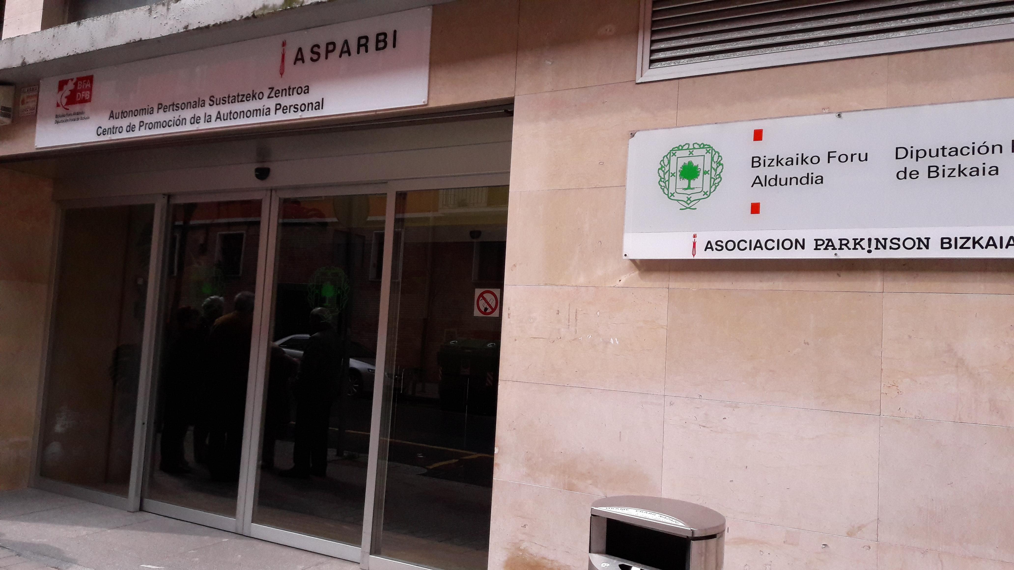 Conociendo ASPARBI y a Unai Pequeño por el Día Mundial del Párkinson.