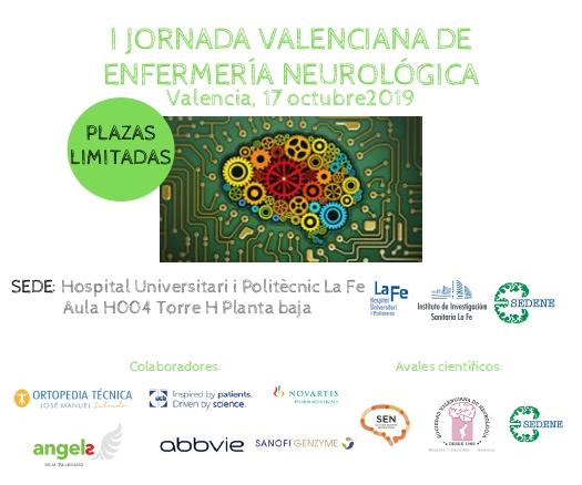 Pacientes en la I Jornada Valenciana de Enfermería Neurológica