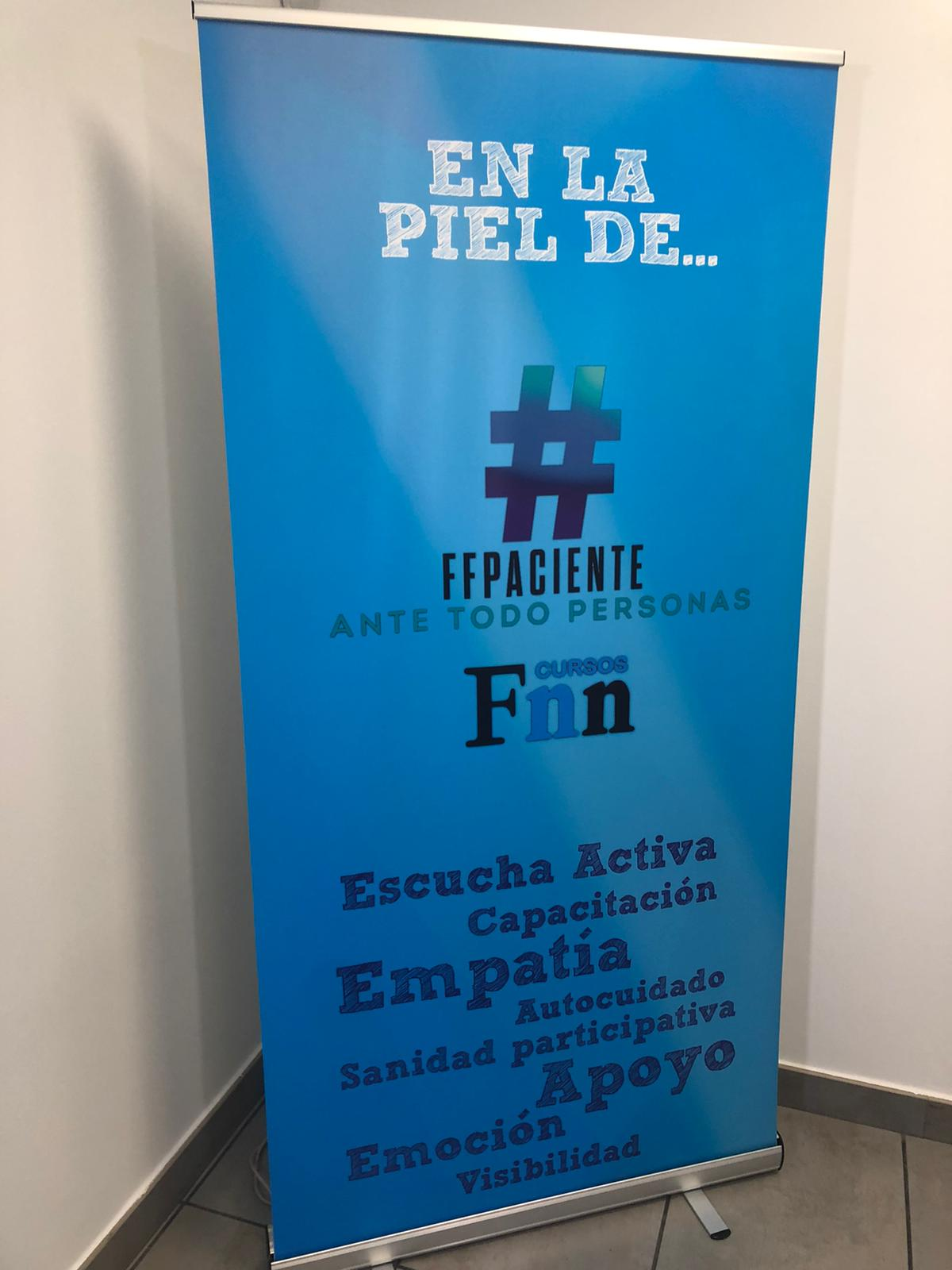 #FFPaciente firma un convenio de colaboración con CursosFNN.